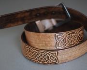 Кожаный ремень Celtic