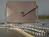 Дамская сумочка-конверт