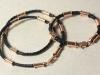 Плетеный шнур из кожи