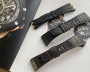 Пара ремешков для золотых часов Audemars Piguet  Royal Oak