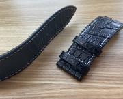 Ремешок из кожи крокодила для часов SECULUS