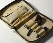 Несессер для двух курительных трубок
