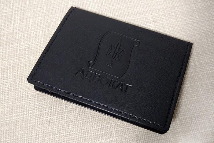 Обложка для адвокатского удостоверения (card-holder)