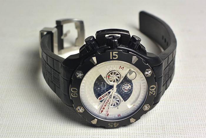Ремешок к часам Zenith Defy Xtreme Chronograph.