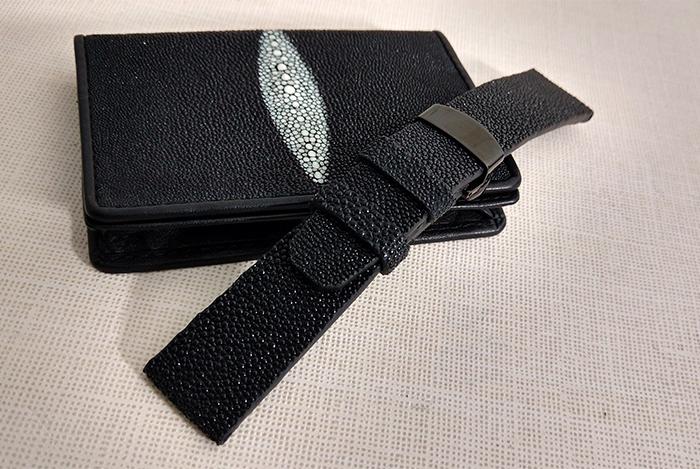 Ремешок из ската к часам Tiffany & Co