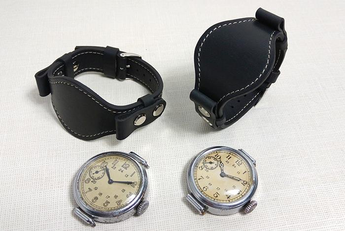 Ремешок-браслет для «кировки» и др. часов с несъемными ушками