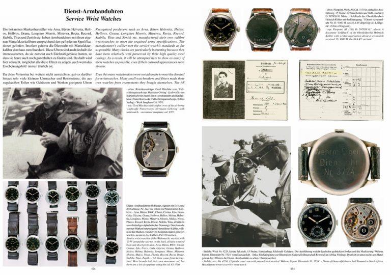 Часы второй мировой войны