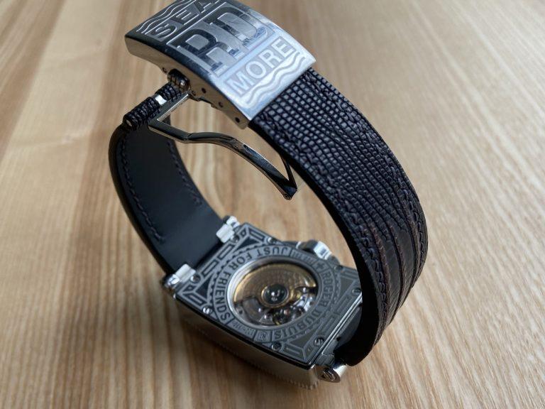 Ремешок для часов Roger Dubuis